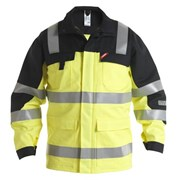 Safety+ EN 471 jakke 1235-820